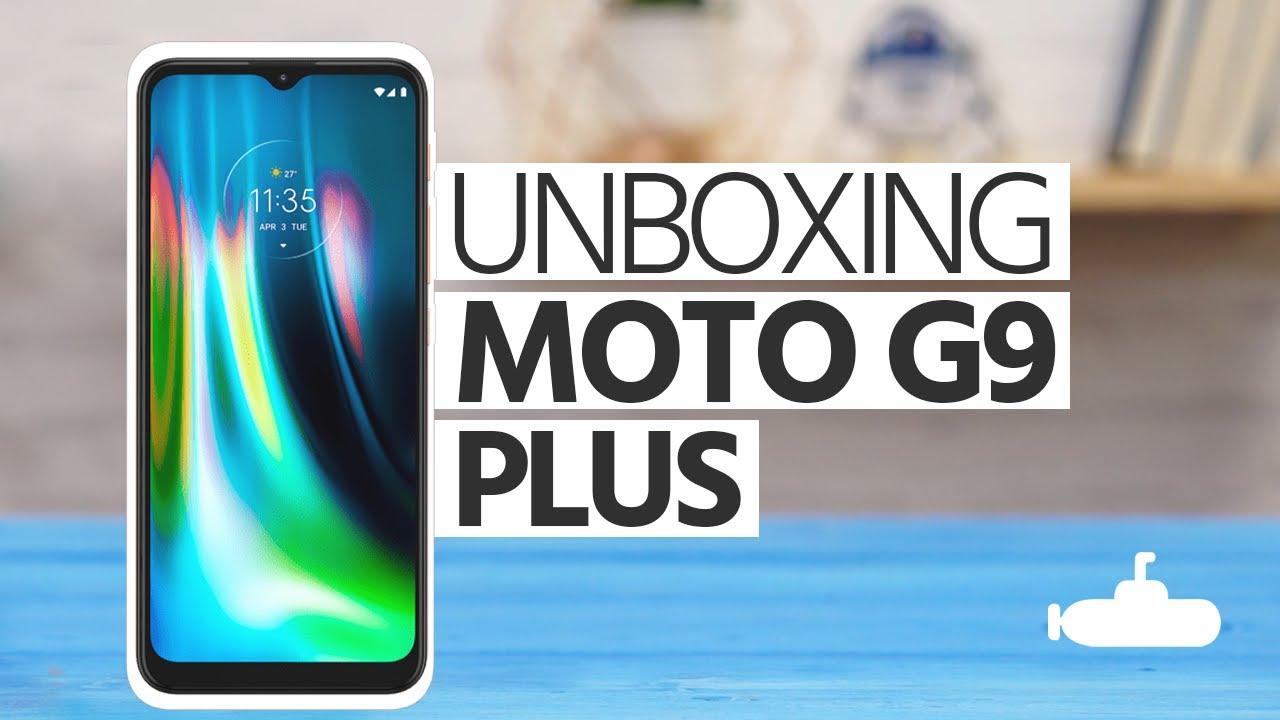 Moto G9 Plus | Submarino