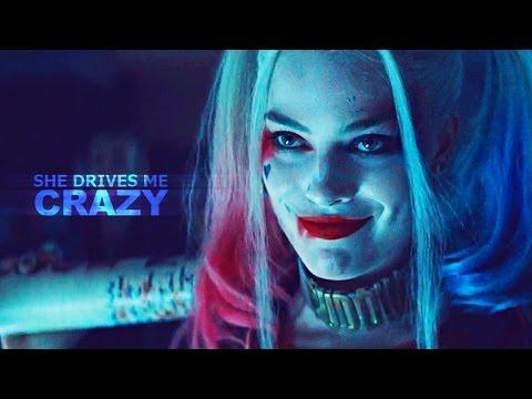 Harley & Deadshot | She drives me crazy