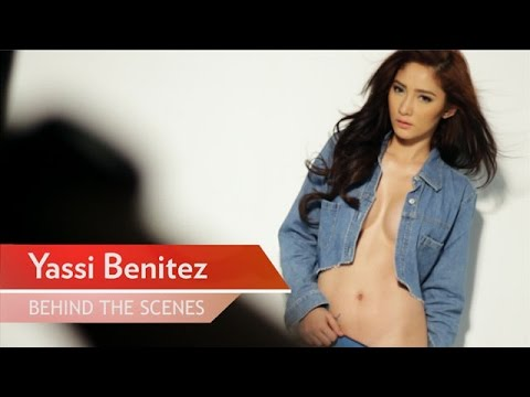 Yassi Benitez – FHM Online Babe January 2014 Behind-The-Scenes