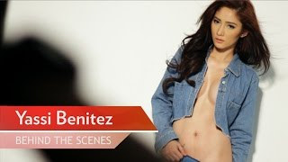 Yassi Benitez - FHM Online Babe January 2014 Behind-The-Scenes
