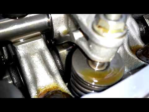 """""""ГТ"""" Регулировка клапанов на дв. K7J, K7M от Renault (Логан, Дастер, Кенго,...и др..) (Подробная)."""