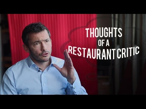 wine article Being a Restaurant Critic  Giles Coren