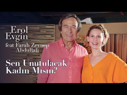 Erol Evgin feat. Farah Zeynep Abdullah - Sen Unutulacak Kadın Mısın (Kamera Arkası | Müzik Video)