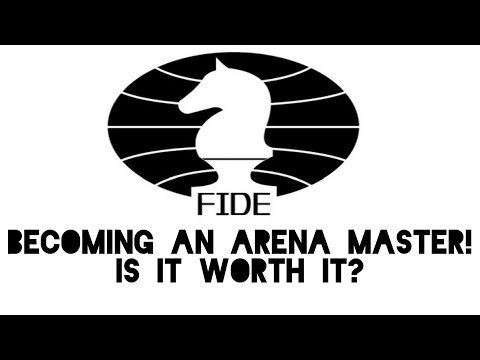 """Chess - FIDE Arena - Becoming an """"International Master"""""""