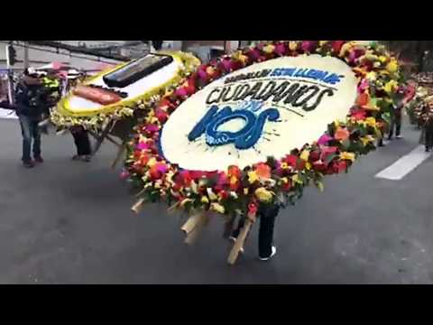 Desfile de silleteros feria de las flores Medellin 2018 thumbnail