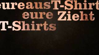 Die toten Crackhuren im Kofferraum - Zieht eure T-Shirts aus