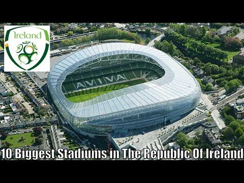 10 Biggest Football Stadiums In The Republic Of Ireland