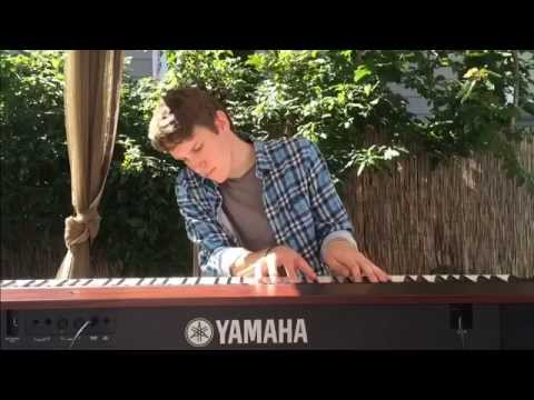 Steve Shimchick Bloom The Paper Kites Pianovocal Cover