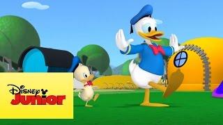 Los Enredos de Donald | La Casa de Mickey Mouse