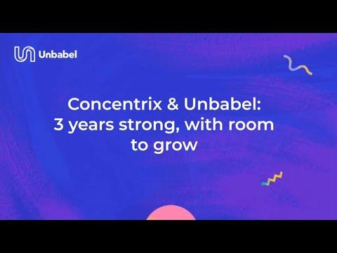 Unbabel & Concentrix Partnership Feedback