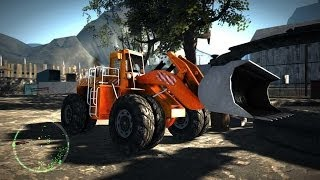Construction Machines 2014 Gameplay