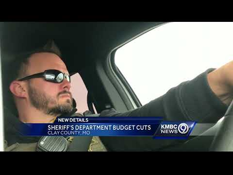 Clay County Sheriff's Office concerned by budget cuts