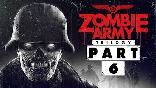 """Zombie Army Trilogy - Let's Play - Part 6 - [Ep.2: Back To Berlin] - """"Purgatory"""" 