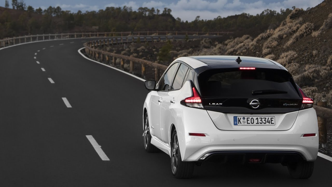 Nissan Leaf Ii 2018 Range Test In Real Life Conditions 1001cars