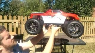 Losi LST XXL 2 Unboxing