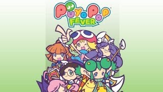 CGR Undertow - PUYO POP FEVER review for Nintendo DS
