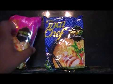 Thai Chef Noodles Review