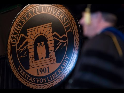Idaho State University Commencement - 2015