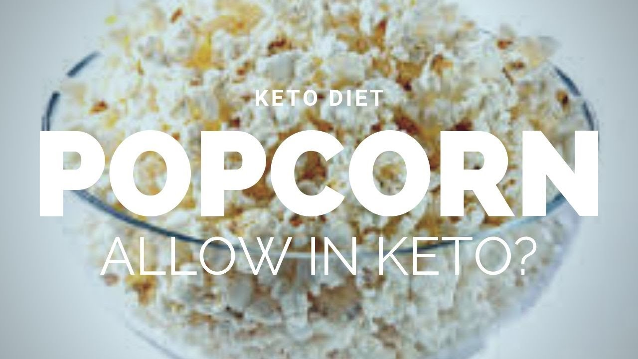 anyone eating popcorn on low carb diet