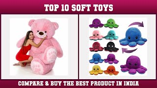 Top 10 Soft Toys to buy in India 2021 Price amp Review