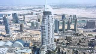 Downtown, Dubai, Burj Khalifa, 2 BR Apartment with Fountain View, capella properties
