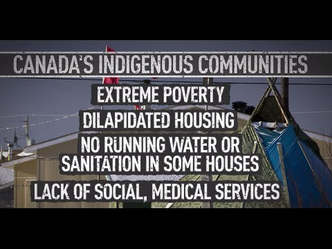 Suicide tide in Canadian indigenous community, 'third world conditions' blamed