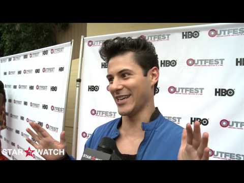 Michael J. Willett red carpet interview at OUTFEST 2013