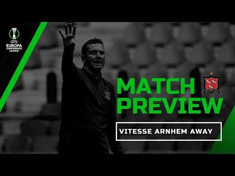 Vinny Perth | Vitesse Arnhem v Dundalk FC Preview