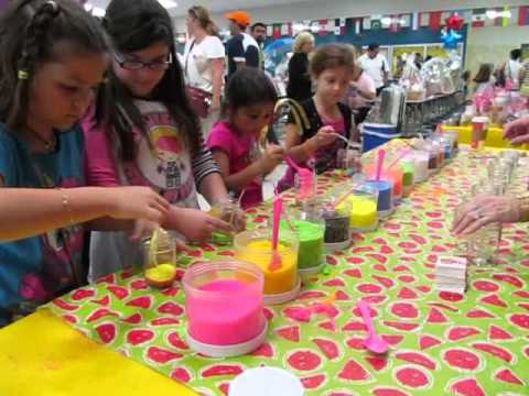 ScentsAbility Magic Candles at Waters Edge Elementary School in Boca Raton Florida