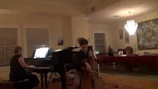 Elgar Cello Concerto: IV. Allegro — Moderato — Allegro, ma non-troppo — Poco più lento — Adagio.
