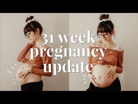 how-i'm-really-doing-|-31-week-pregnancy-update-+-bump-shot