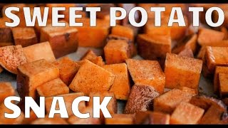 Sweet Potato Fast And Easy Snack Or Dessert