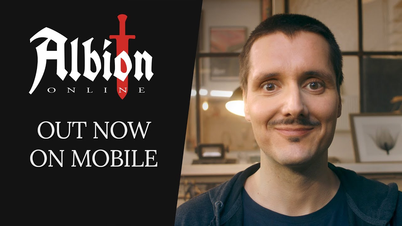 Albion Online | Out Now on Mobile