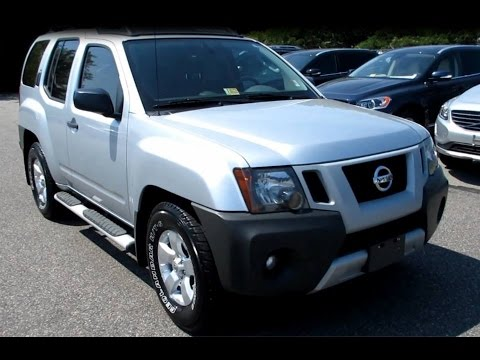 2008 Nissan Xterra S 2wd Walkaround Start Up Tour And