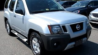 2008 Nissan Xterra S 2WD Walkaround, Start up, Tour and Overview