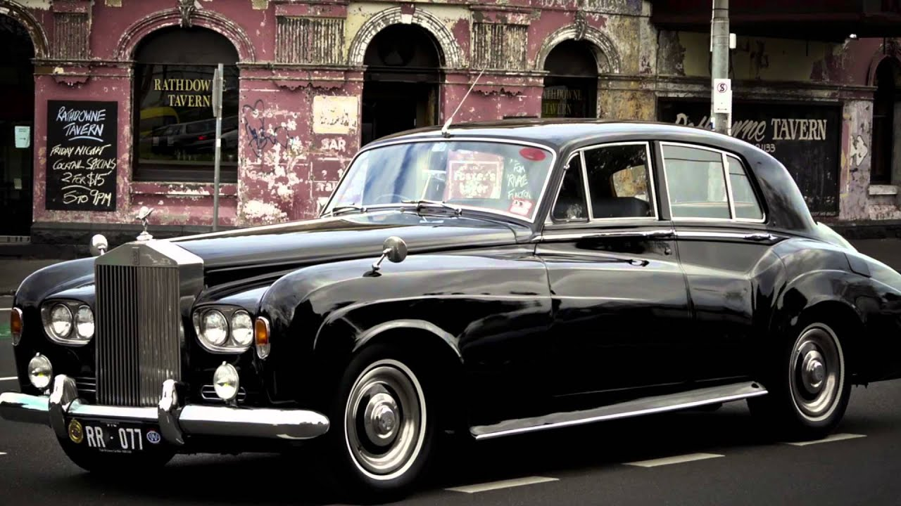 Rolls Royce Silver Cloud- Wedding Cars Melbourne- Classic Car Hire ...