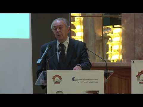 Mr. Vincent REINA Président de la Chambre de Commerce Franco-Arabe