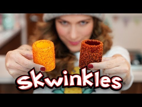 JELLY SHOTS DE SKWINKLES - SABOR A MANGO Y CHAMOY | DACOSTA'S BAKERY