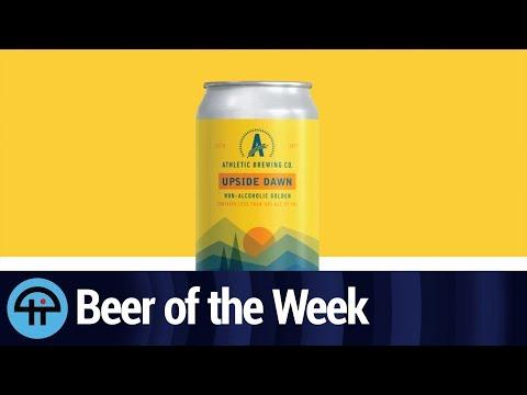 Beer of the Week: Athletic Brewing Upside Down Golden Ale