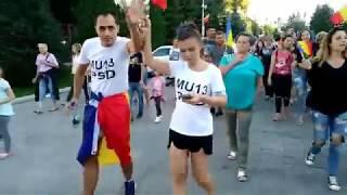 LIVE - Protest 10 august 2018, Suceava