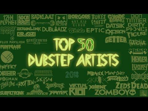[Top 50] Dubstep Artists/DJs | No. 21-30 | 2018 HD