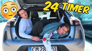 Overlever 24 TIMER i en BIL | 24 Timers Challenge
