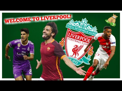 SALAH WELCOME TO LIVERPOOL! Asensio or Lemar could be next?!