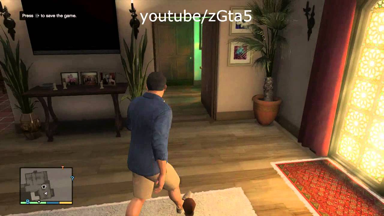 Pictures of Gta V Michael House - #rock-cafe