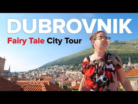Welcome to Dubrovnik. Fairy Tale City Tour.
