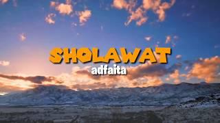 SHOLAWAT ADFAITA | VERSI PIANO INSTRUMENTAL