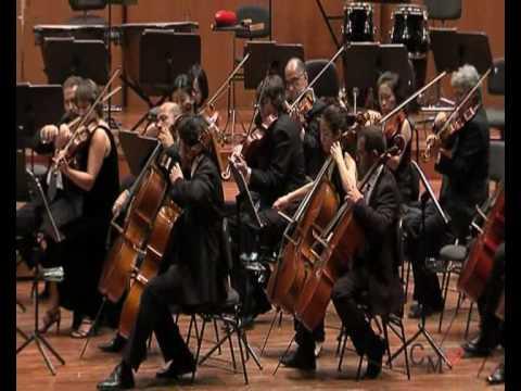 September Concert 2008 - Samuel Barber - Adagio per archi