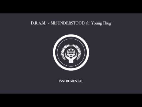 D.R.A.M. - Misunderstood (Instrumental) ft. Young Thug