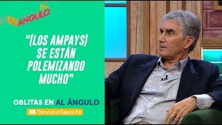 Al Ángulo: ¿le preocupa a Juan Carlos Oblitas el futuro de Sporting Cristal? | ENTREVISTA