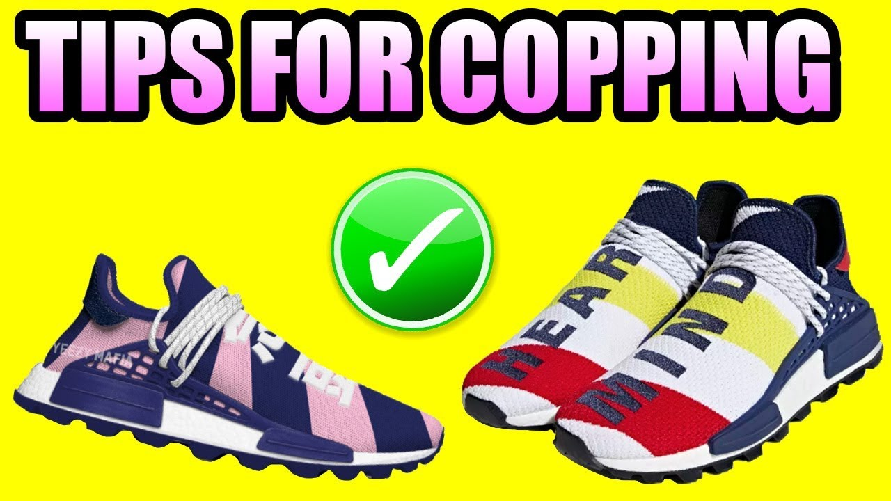brand new ffe56 50e96 Tips For Copping The HEART And MIND BBC HUMAN RACE !